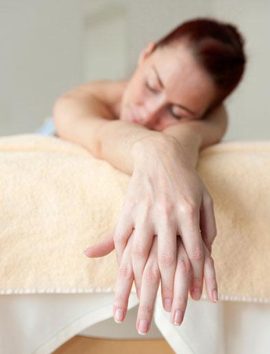 On-Site-Massage (Büromassage) Hannover